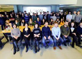 8. Geleneksel Kahvaltı organizasyonunda İTÜ Gemi İnşaat ve Deniz Bilimleri Fakültesi mezun ve öğrencileri bir araya geldi.
