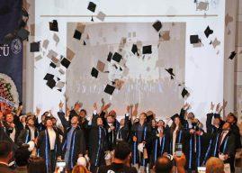 İstanbul Teknik Üniversitesi Gemi İnşaatı ve Deniz Bilimleri Fakültesi 2016-2017 Mezuniyet Töreni Yapıldı!