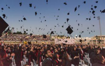 mezuniyet kep atma
