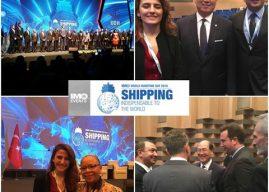 İTÜ-GİMDER®, IMO Dünya Denizcilik Günü Etkinliği'nde IMO Genel Sekreteri ile bir araya geldi!